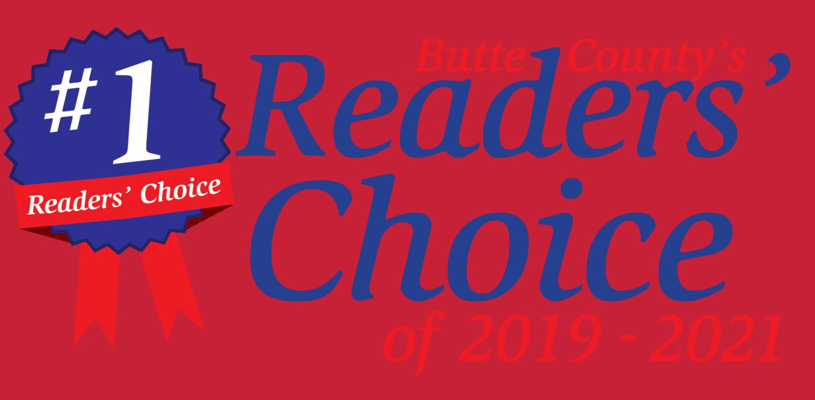Reader Choice - Best Dentist 2019 - 2021